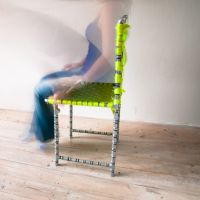 FUNiture collection - metalic chair