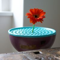 Ashtray vase