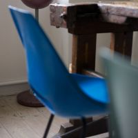 Retro Vertex chairs
